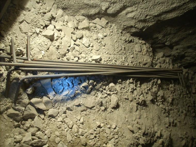 大断面黄土隧道三台阶七步开挖法施工工艺