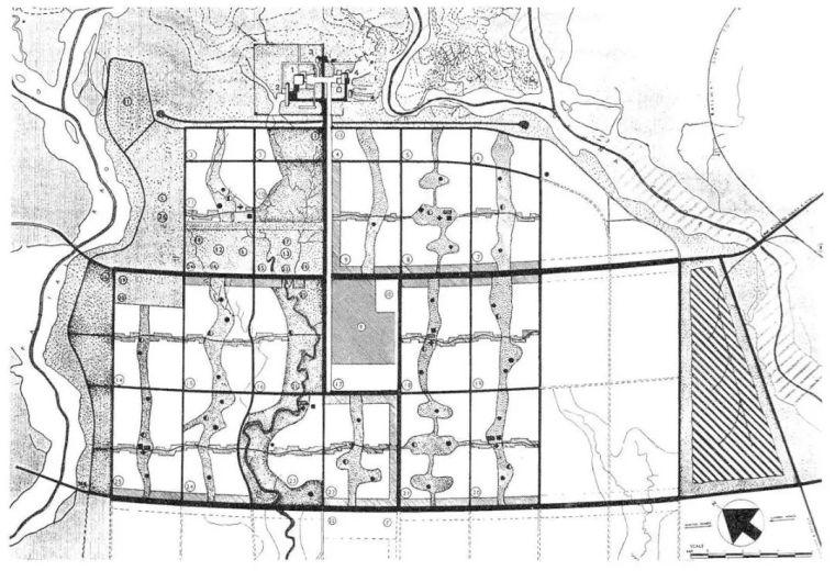 建筑制图|改变我们对城市看法的10张总体_7