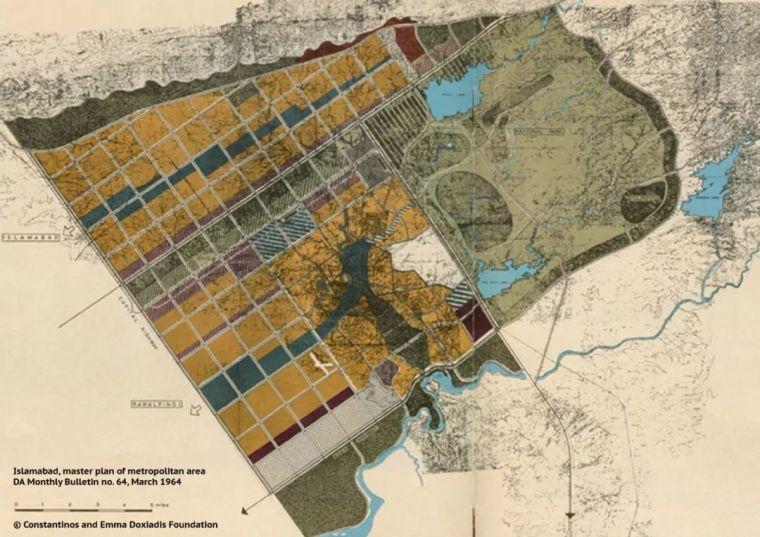 建筑制图|改变我们对城市看法的10张总体_9