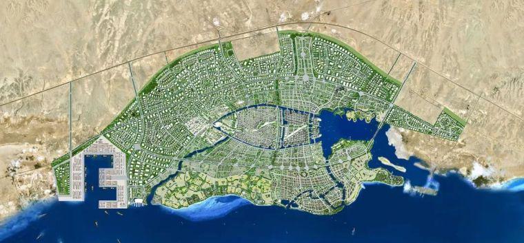 建筑制图|改变我们对城市看法的10张总体_10