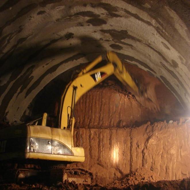 浅埋富水黄土隧道施工安全技术措施