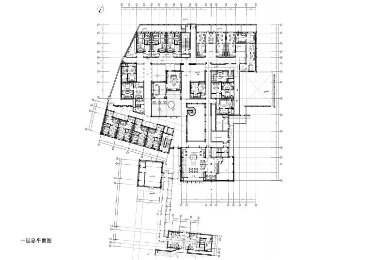 周庄花间堂酒店设计方案+效果图+CAD平面-06
