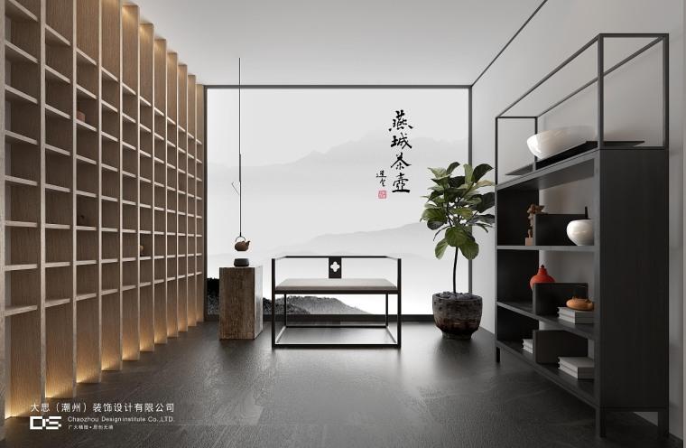 """大思设计未来空间 """"燕城茶壶""""大师作品_4"""