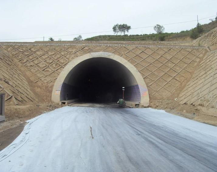 软弱黄土围岩段隧道施工概况及技术措施