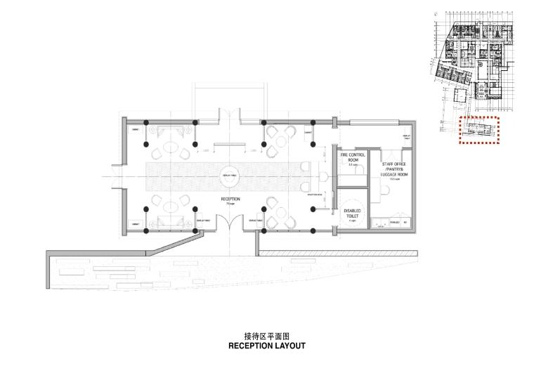 周庄花间堂酒店设计方案+效果图+CAD平面-16