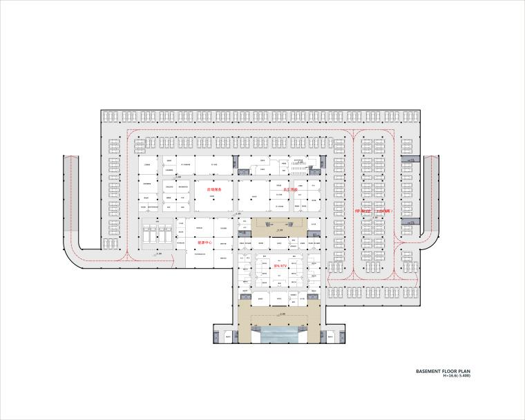 宁波湖景精品酒店高清效果图+规划设计方案-0039