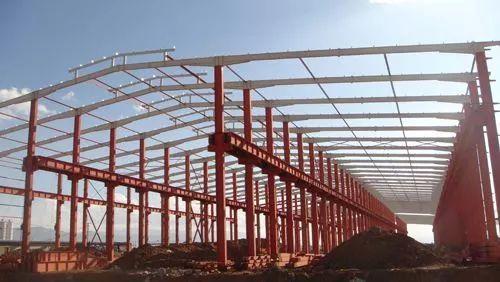 门式刚架结构的特点、适用范围及常用形式
