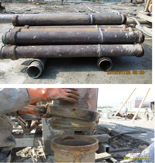 泥浆护壁回转钻孔灌注桩后注浆工程技术交底_35