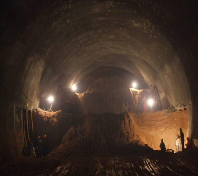 黄土隧道安全施工注意事项和应对措施