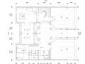 南浔玫瑰半岛自建别墅室内装修全套施工图