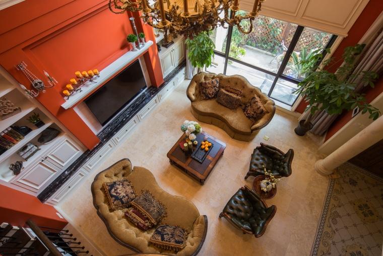 东方美居知名地产叶语五居室样板房装修施工图-IMG_5776