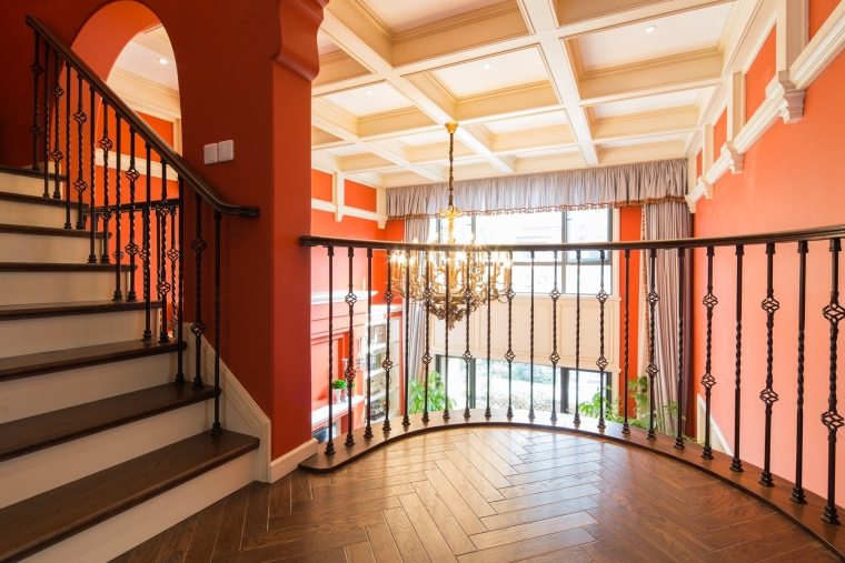东方美居知名地产叶语五居室样板房装修施工图-IMG_5775