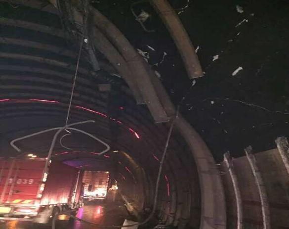 大断面黄土隧道施工方法及监控量测技术
