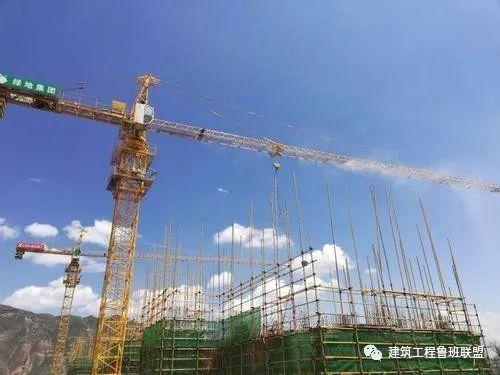 建筑工地上11项施工机具的安全控制要点总结