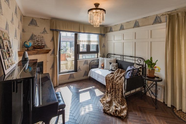 东方美居知名地产叶语五居室样板房装修施工图-IMG_5680