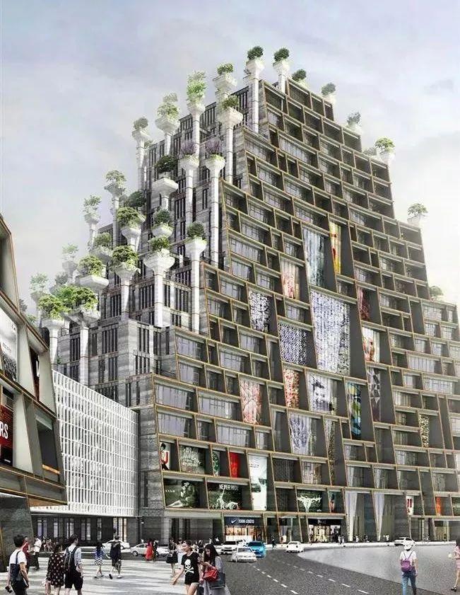 设计鬼才Heatherwick日本首秀,打造东京网_28