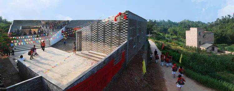 建筑丨22个农村改造案例_91