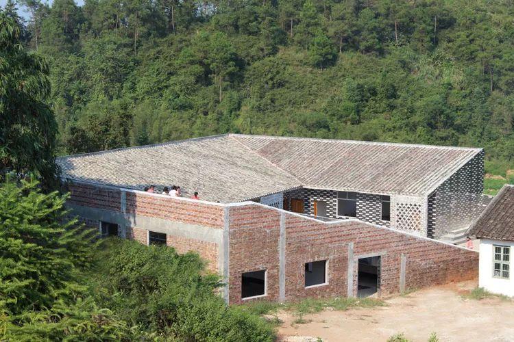 建筑丨22个农村改造案例_89