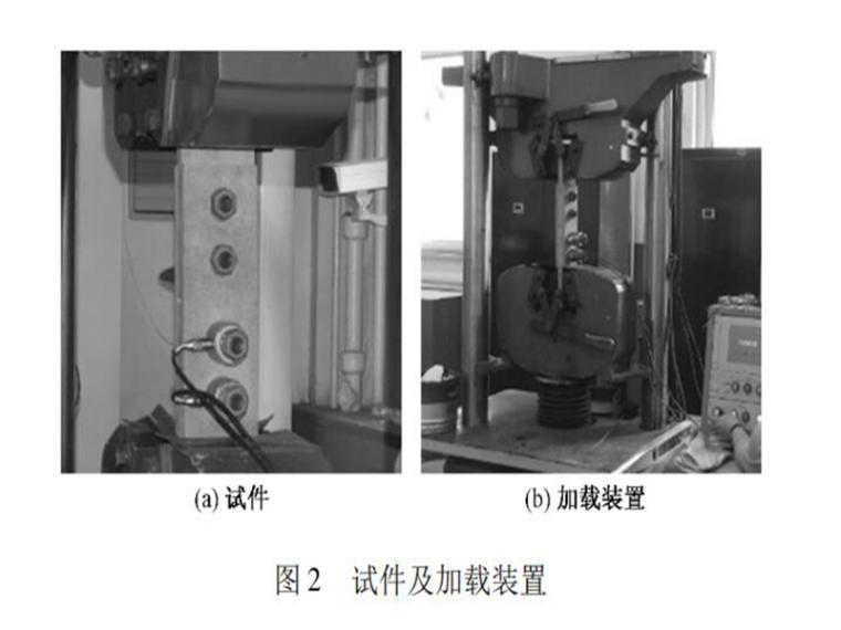 高强度结构钢高强度螺栓摩擦型连接节点试验