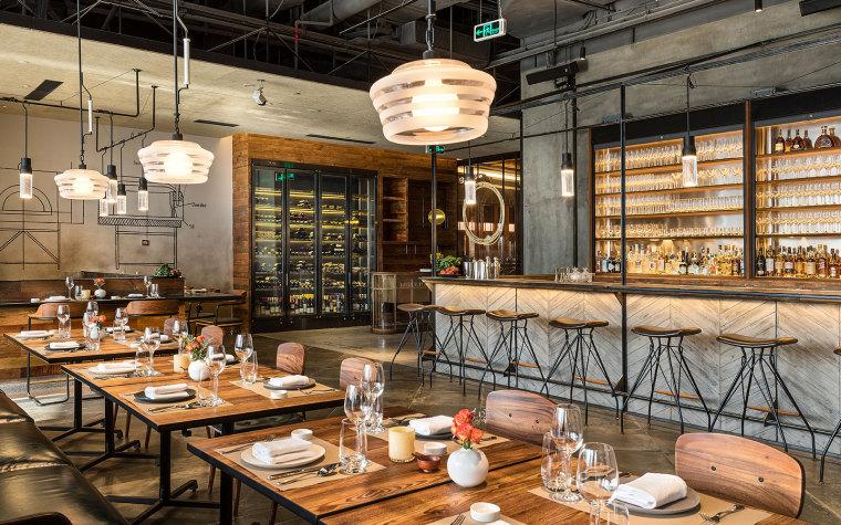 广州Mercato莫卡多露台餐厅与酒吧设计方案