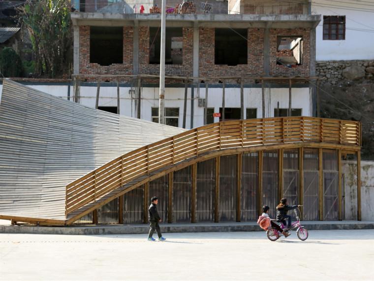 云南ThePinch图书馆与社区中心