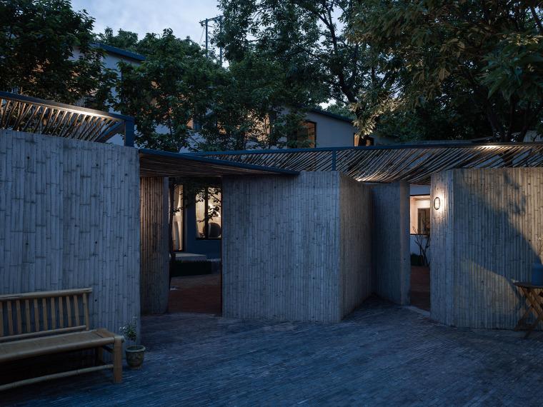 7天最热丨建筑周精选案例(8月19日~25日)-015-qingshe-inn-china-by-dl-atelier