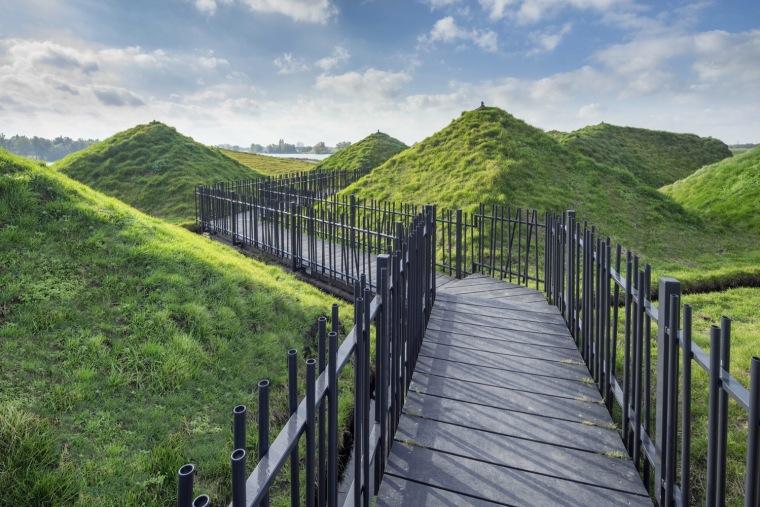 荷兰Biesbosch博物馆岛-SMV_View_Exterior_10_©Ronald_Tilleman_MR