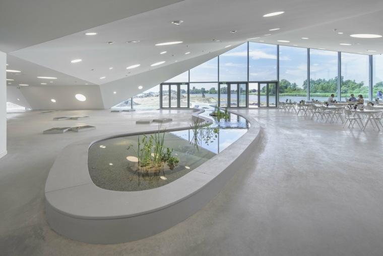 荷兰Biesbosch博物馆岛-SMV_View_Interior_01_©Ronald_Tilleman_MR
