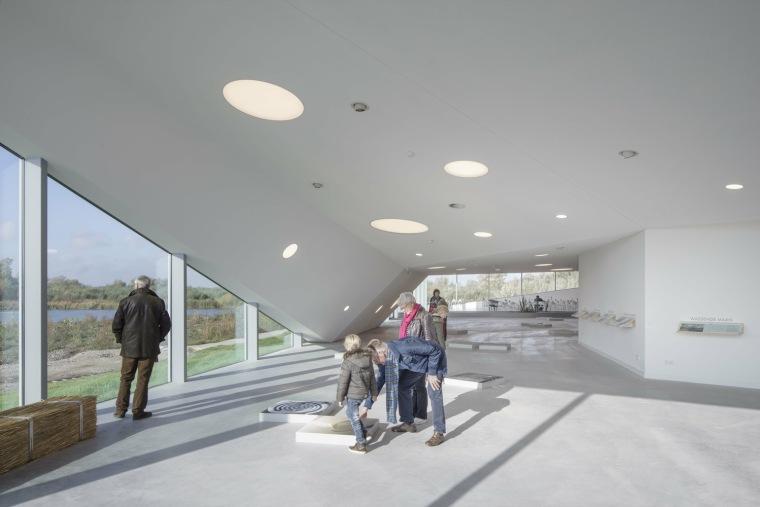 荷兰Biesbosch博物馆岛-SMV_View_Interior_07_©Ronald_Tilleman_MR