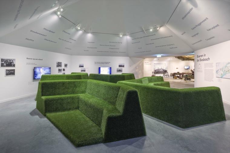 荷兰Biesbosch博物馆岛-SMV_View_Interior_Exhibition_04__©Ronald_Tilleman_MR