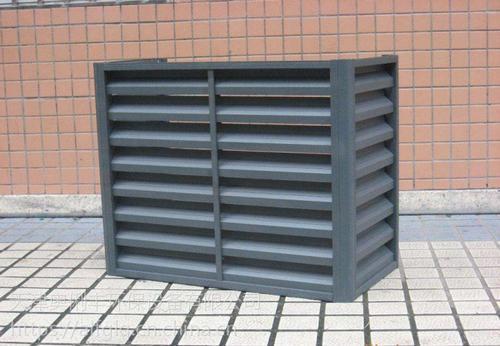 铝合金门窗、空调格栅施工标准做法(2016版)