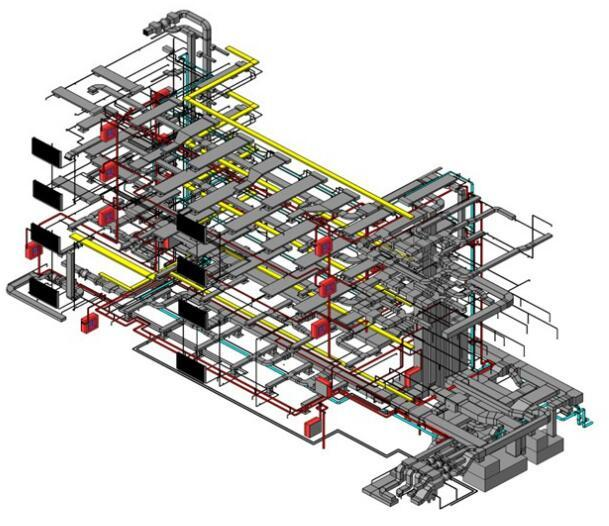 BIM管线综合布置技术课件