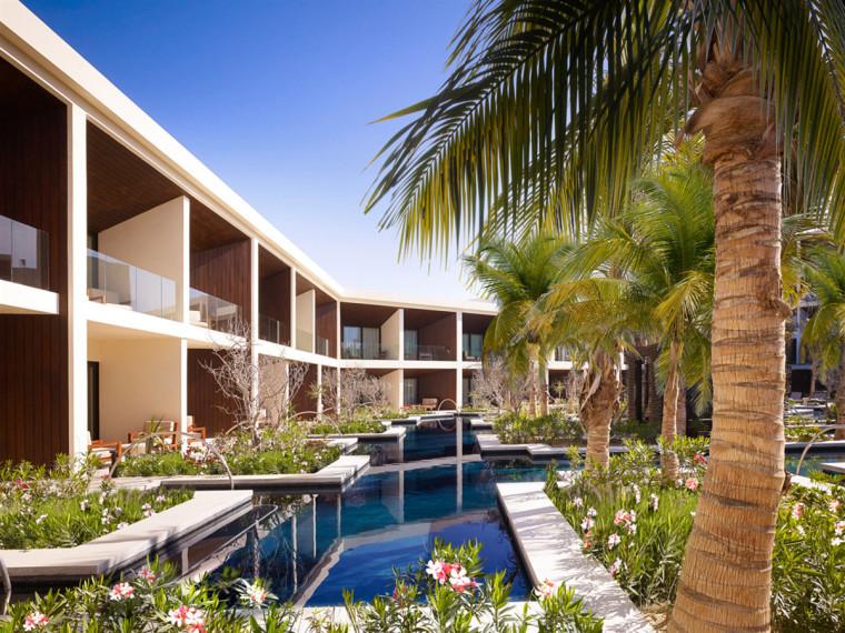 墨西哥NobuLosCabos度假酒店