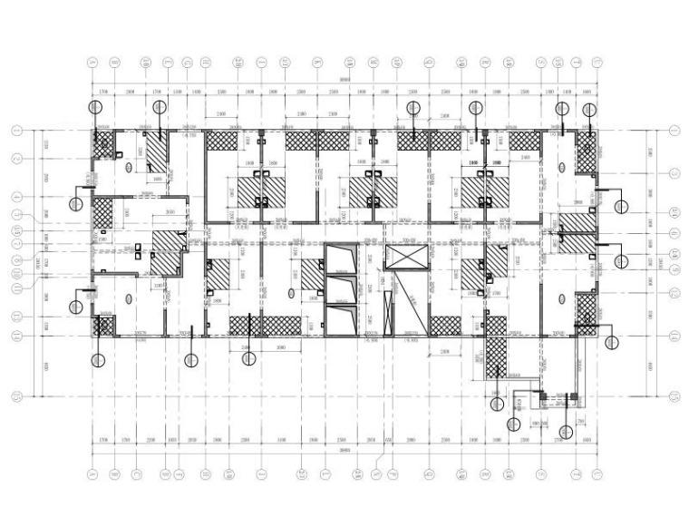 上海某地块限价房项目全套结构施工图