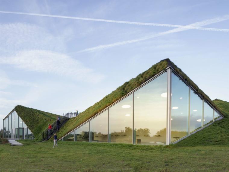 荷兰Biesbosch博物馆岛-00