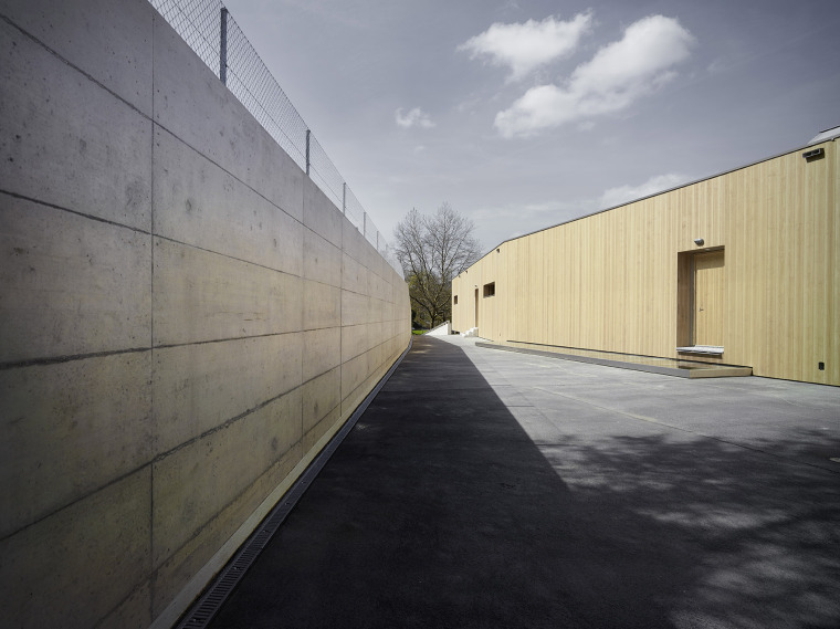 瑞士Rotsee湖赛艇中心-024-Rowing-Center-Lake-Rotsee-by-AFGH-Architects