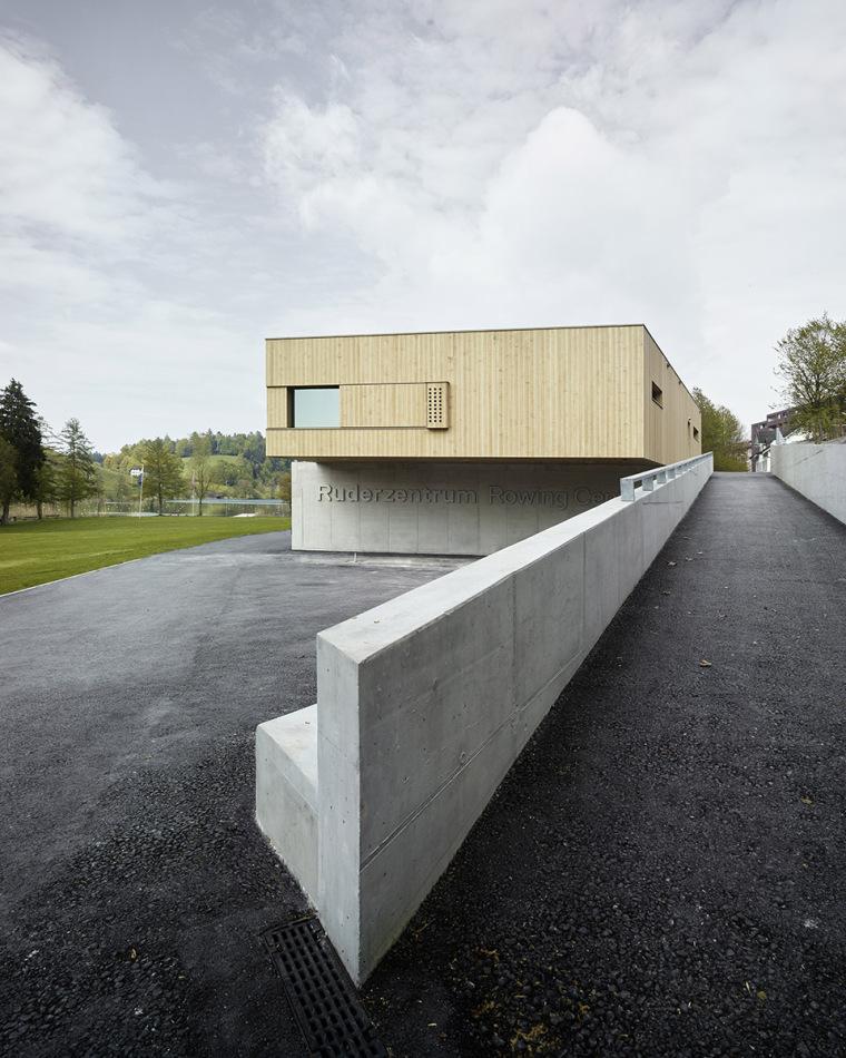 瑞士Rotsee湖赛艇中心-025-Rowing-Center-Lake-Rotsee-by-AFGH-Architects