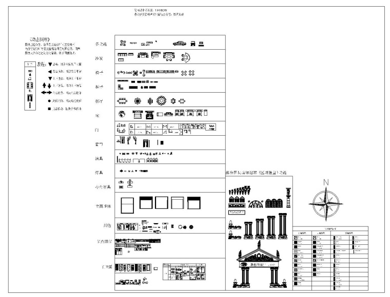 CAD动态图库