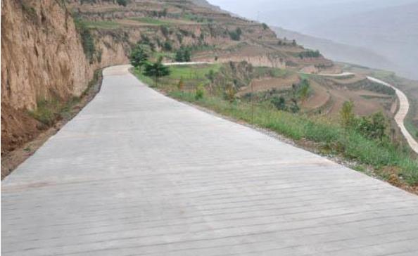 农村公路通畅工程施工组织设计