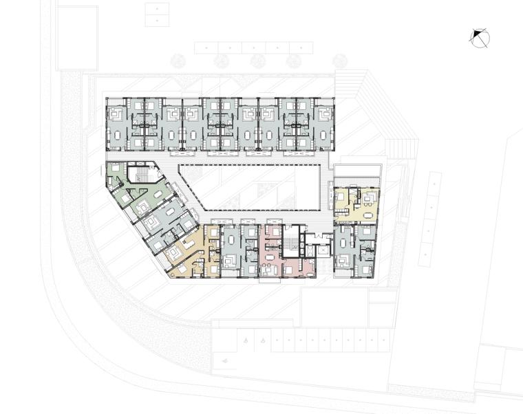 南非Axis大楼-07_dhk_Axis_plans_level_4