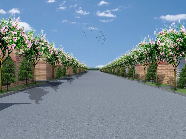 建设新农村道路基础设施工程施工组织设计