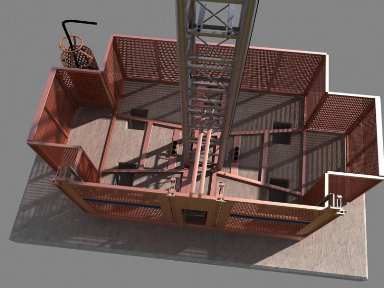 施工升降机安装及调试培训讲义PPT(图文)
