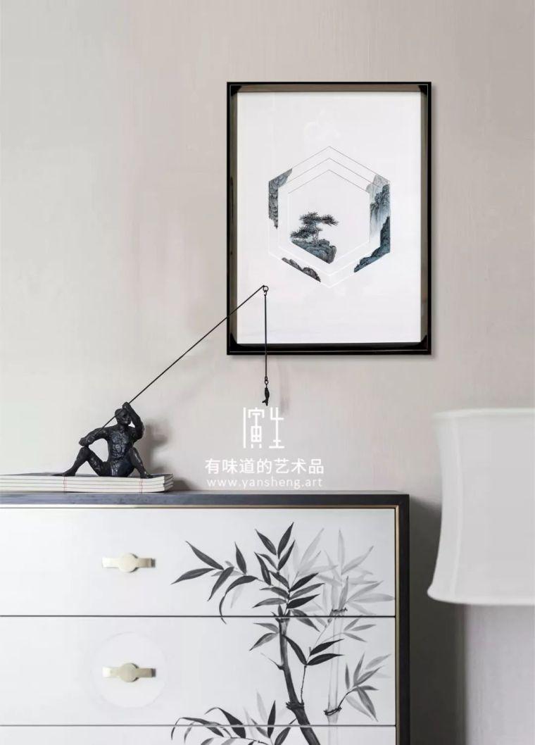 纸艺实物画室内设计艺术装饰画图片素材_8
