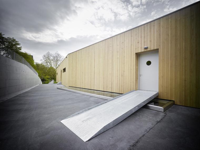 瑞士Rotsee湖赛艇中心-004-Rowing-Center-Lake-Rotsee-by-AFGH-Architects