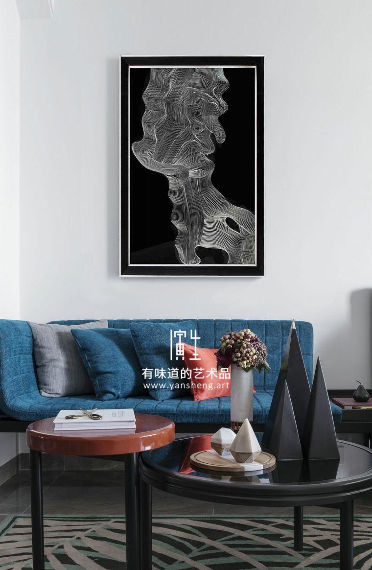纸艺实物画室内设计艺术装饰画图片素材_14