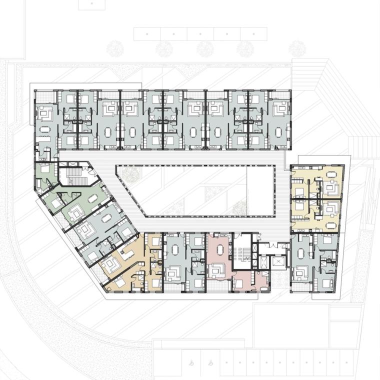 南非Axis大楼-GIF_plans