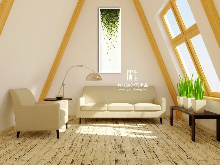 纸艺实物画室内设计艺术装饰画图片素材_16