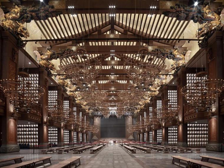 金螳螂-尼山圣境鸟瞰效果图+内装官方摄影-尼山圣境 (8)
