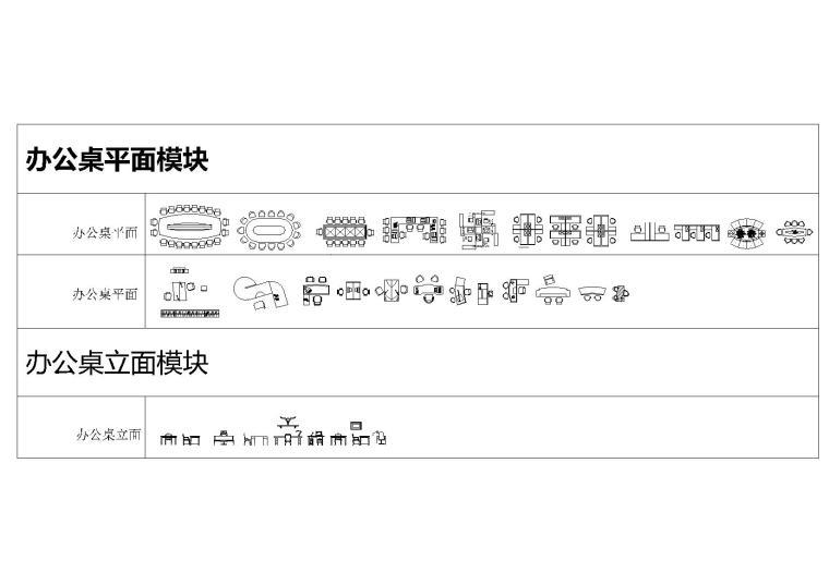 [06]高文安专用CAD模块合辑丨32M