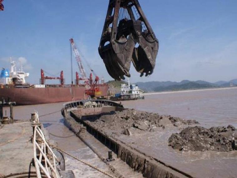 茅洲河治理工程底泥疏浚与处置